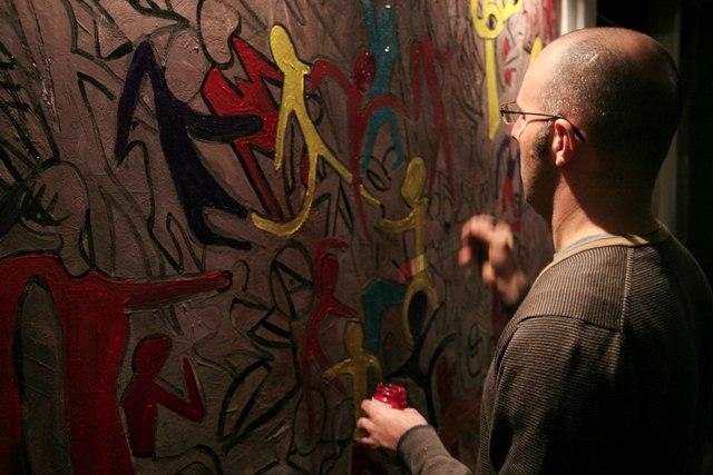 murale catania - la chiave