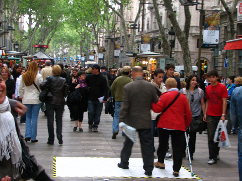 imprints barcelona