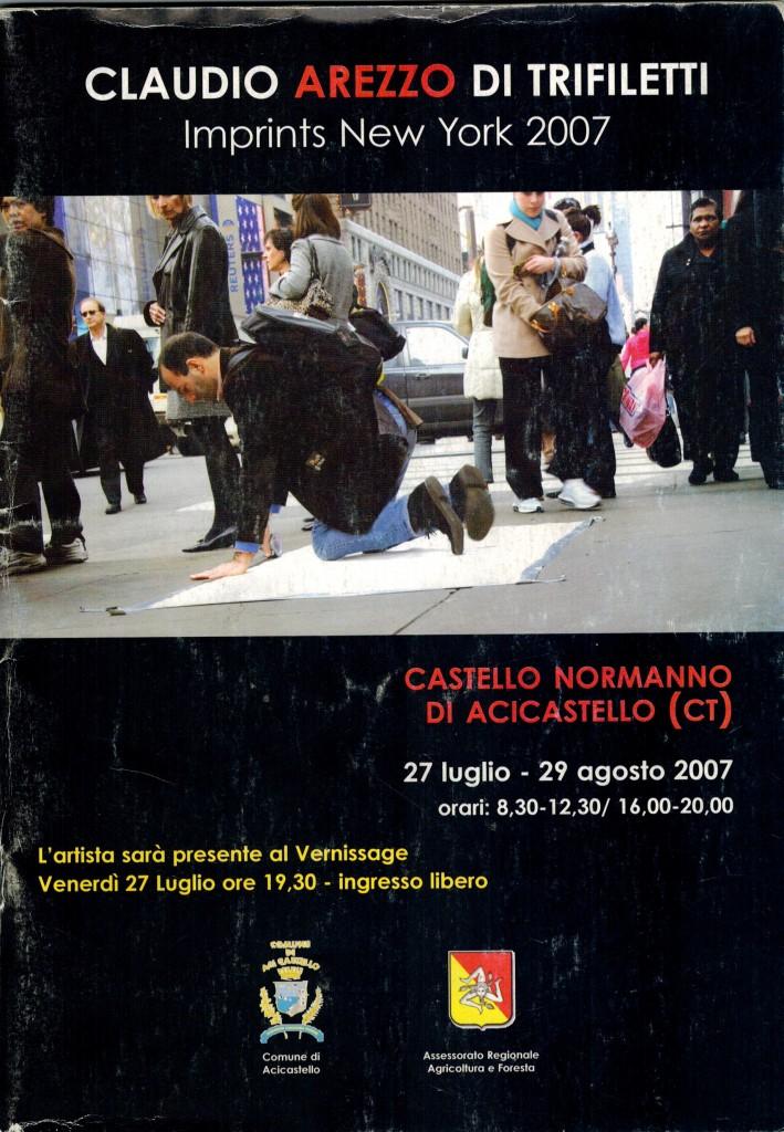 CASTELLO NORMANNO DI ACICASTELLO 2007