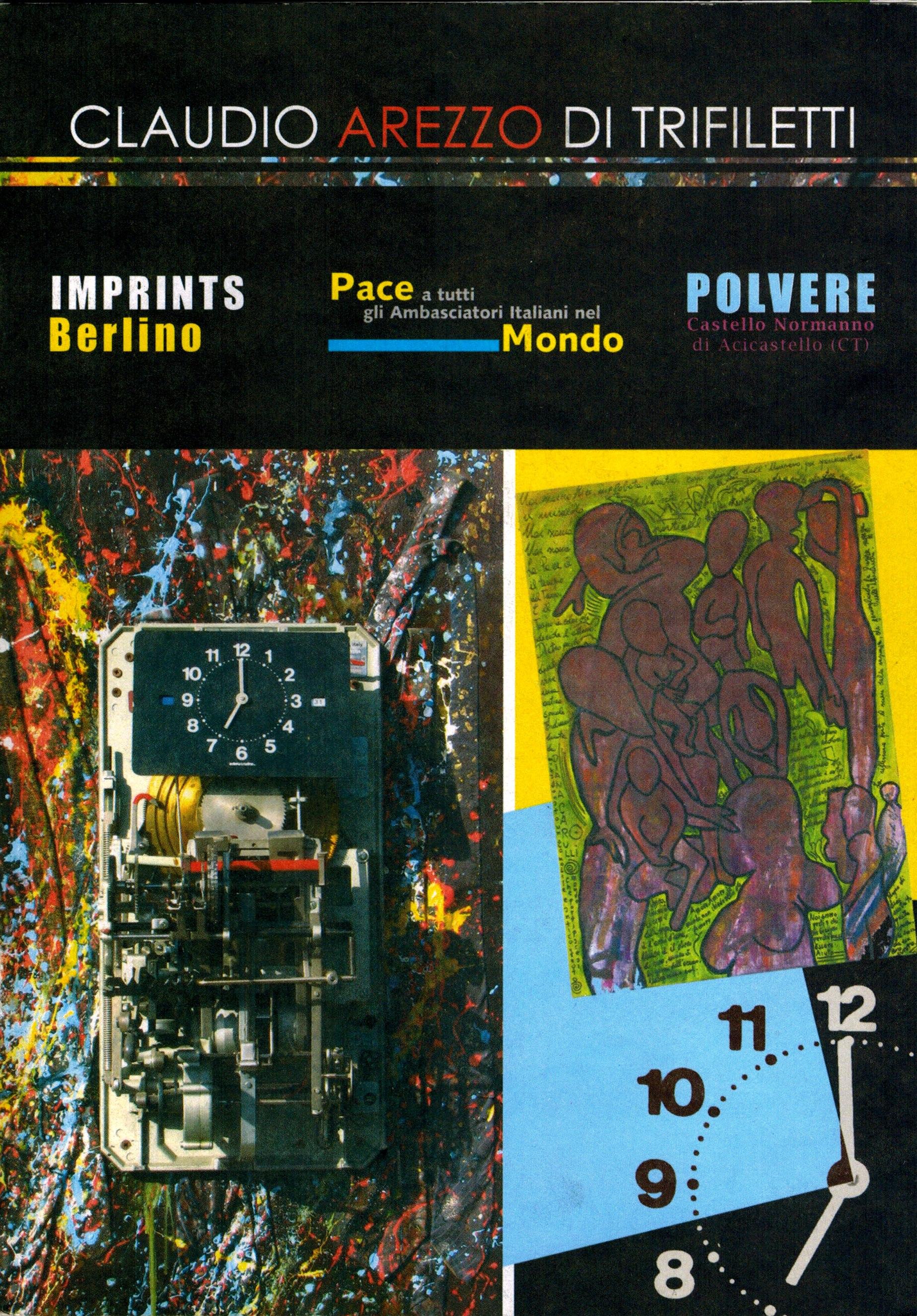 CLAUDIO AREZZO DI TRIFILETTI 2008