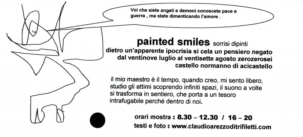 SORRISI DIPINTI - PAINTED SMILES