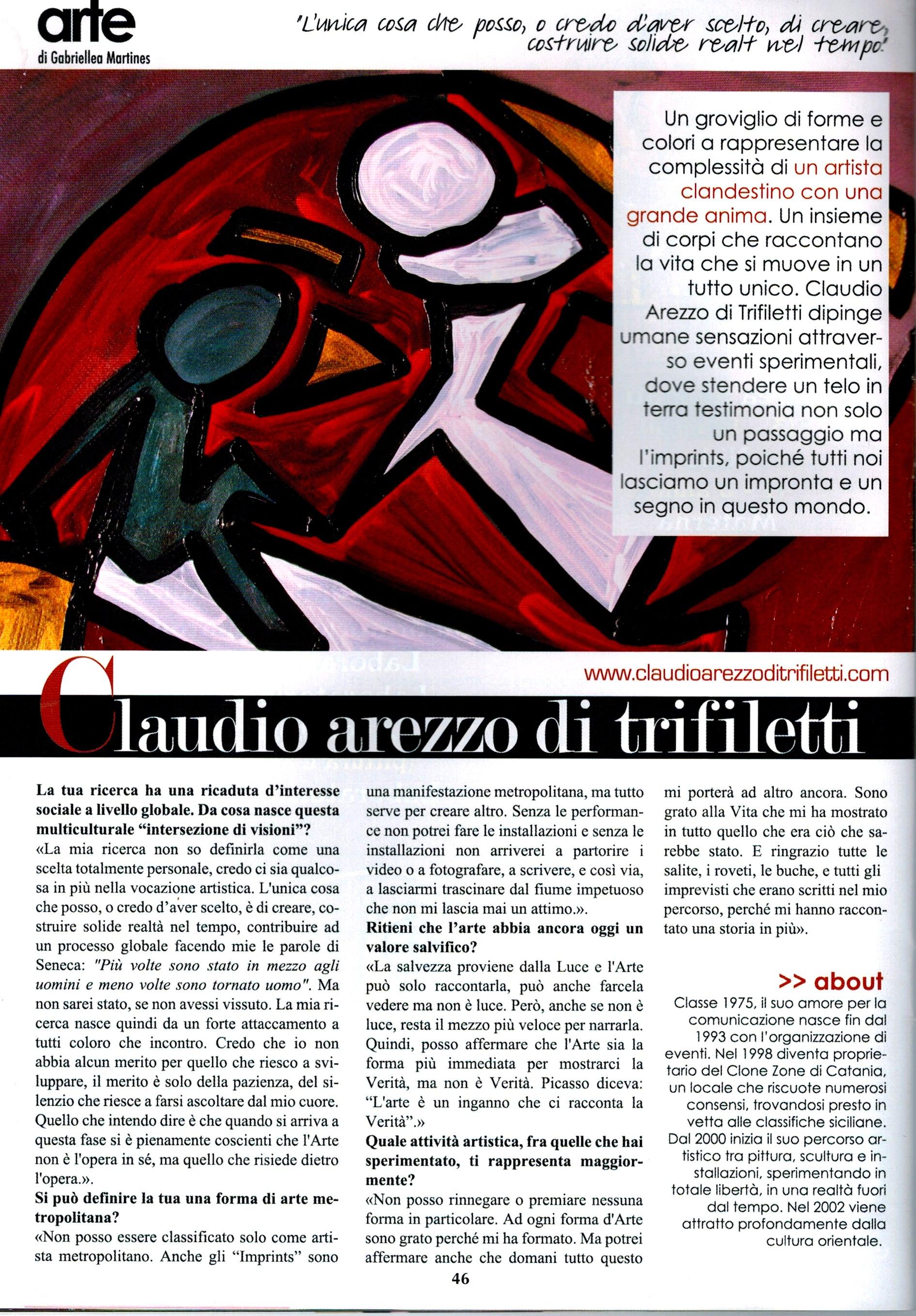 spray style magazine n.23