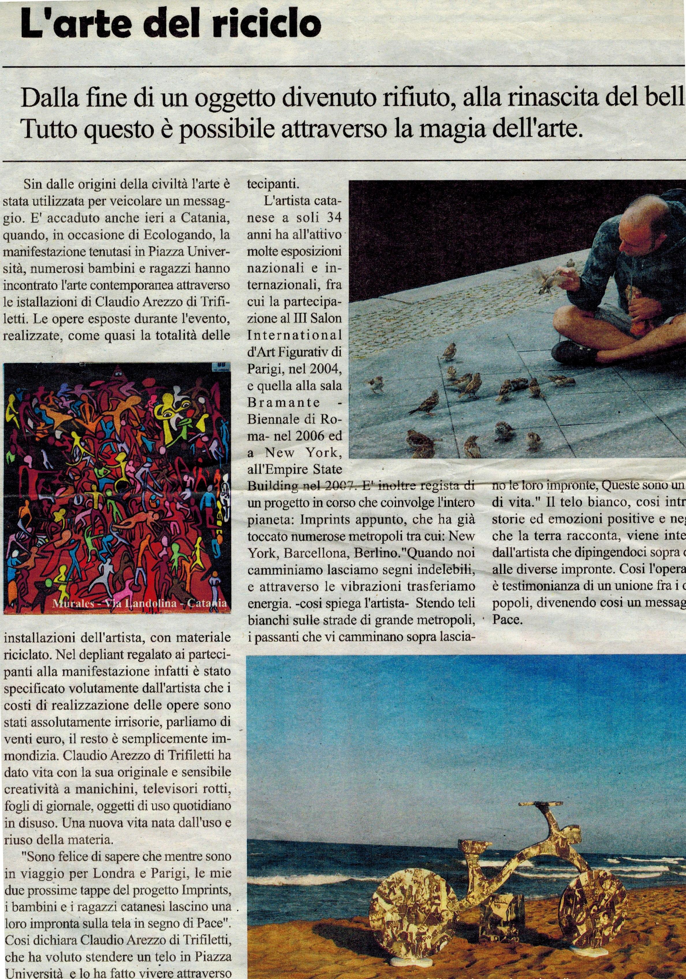 la sicilia 11 giugno 2009