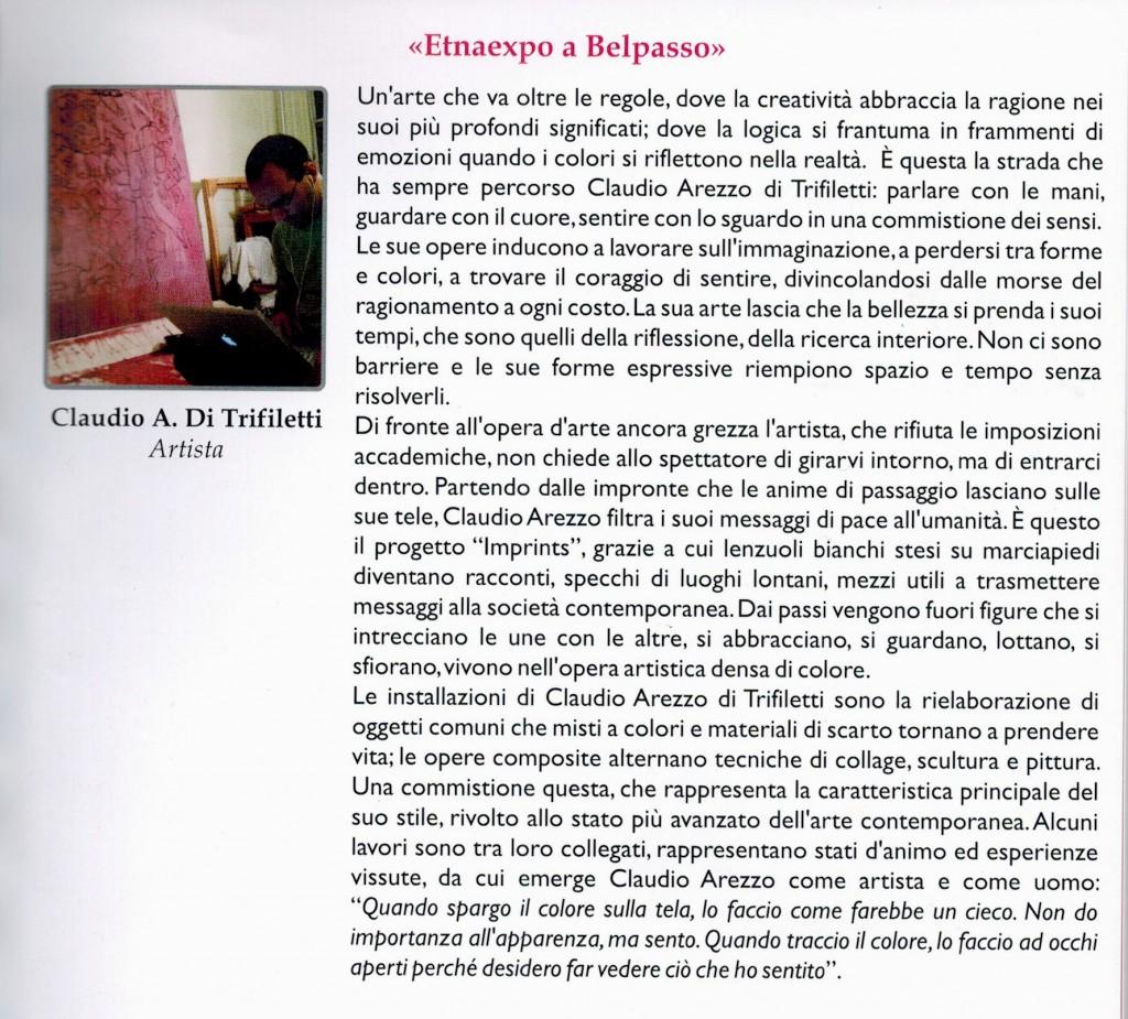 """SICILIA ARTE 2011 - 23.27 MARZO """"ETNAEXPO"""""""