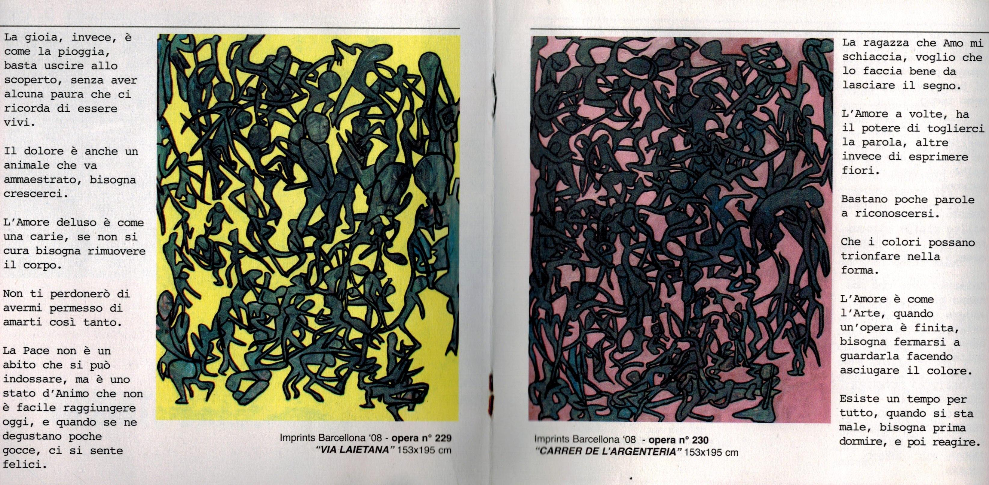 imprints barcellona