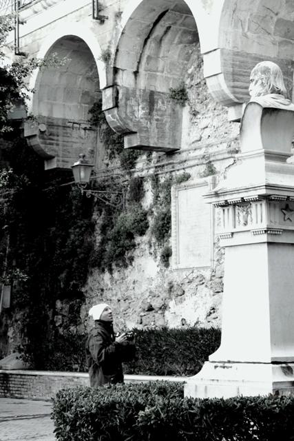 Sicily needs love, Claudio Arezzo di Trifiletti
