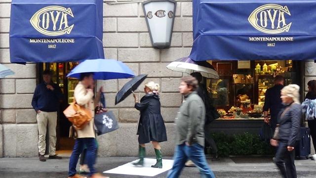 производительность Милан
