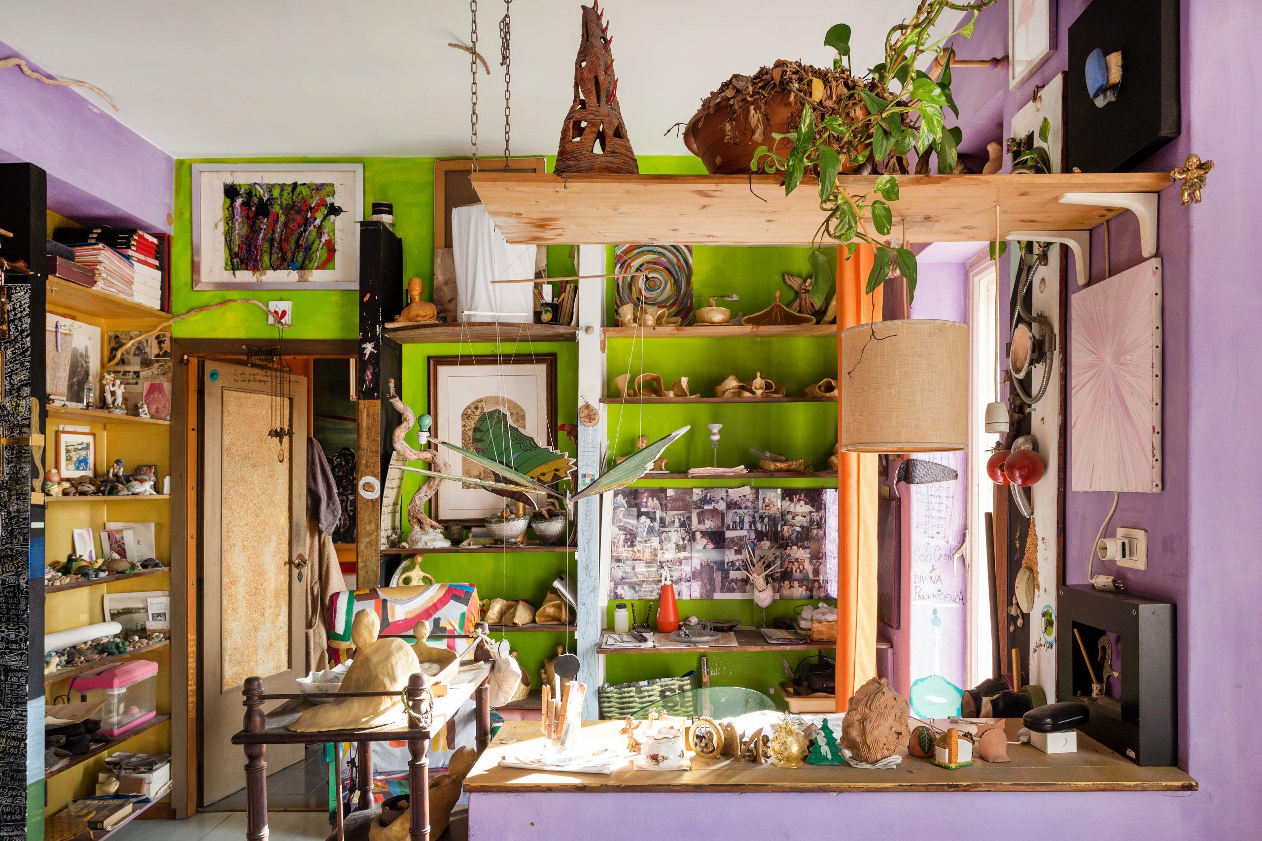 ricerca artista sicilia