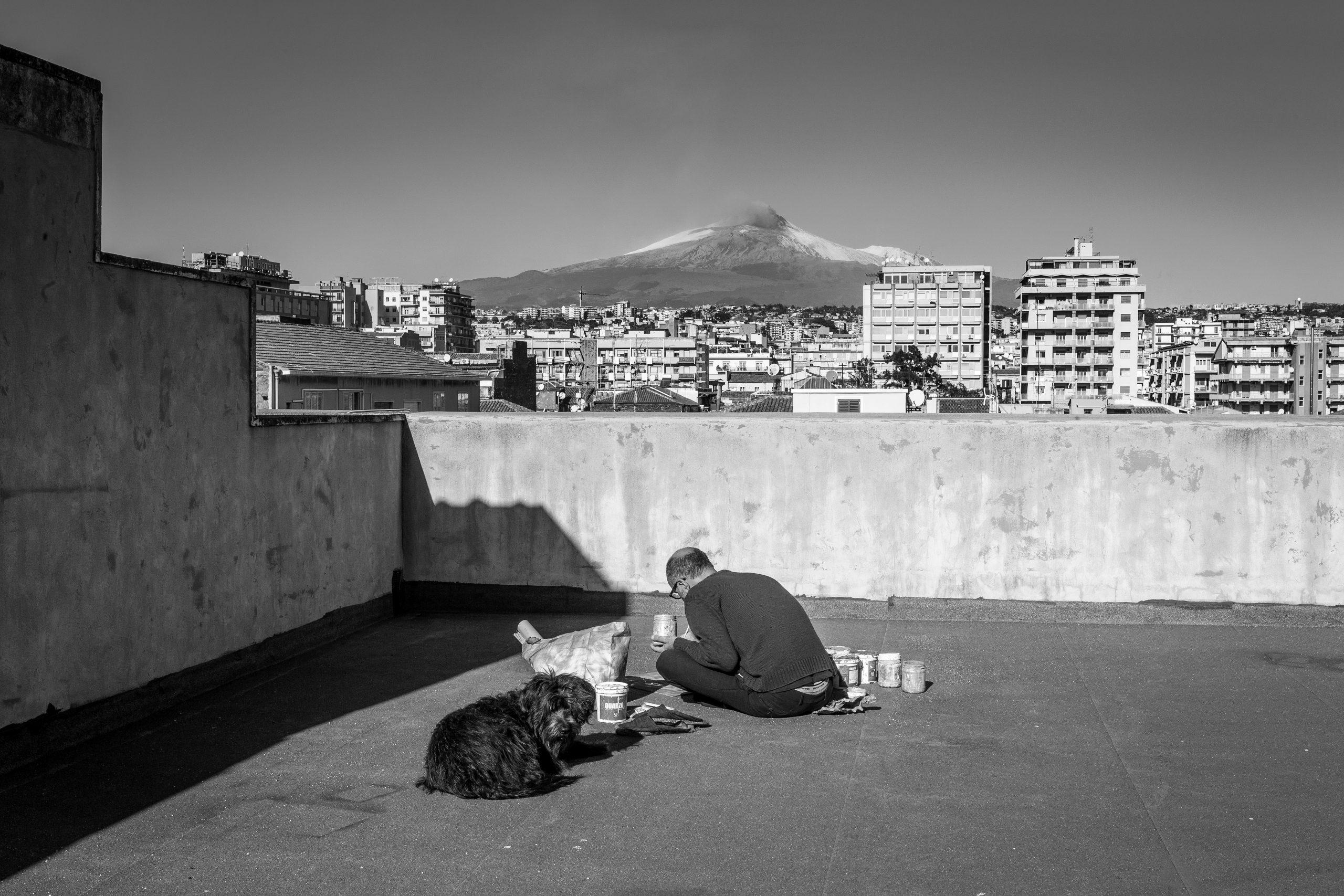 Contemporary Art in Sicily Mia