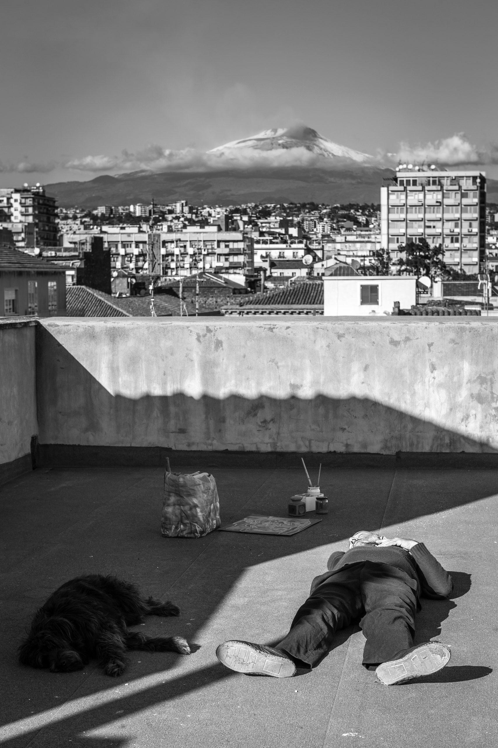Etna Mia Contemporary Artist
