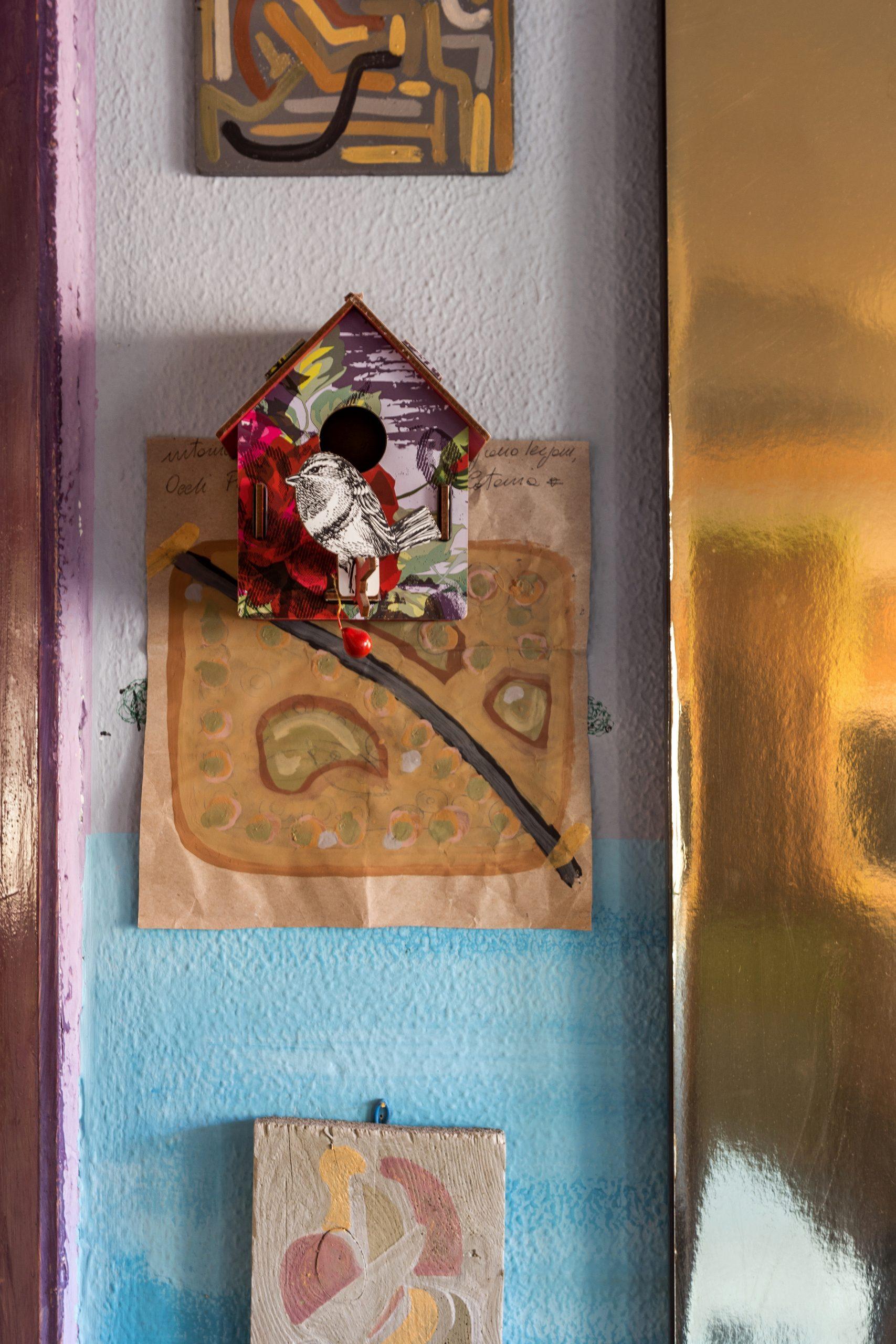 casa sociale artista contemporaneo