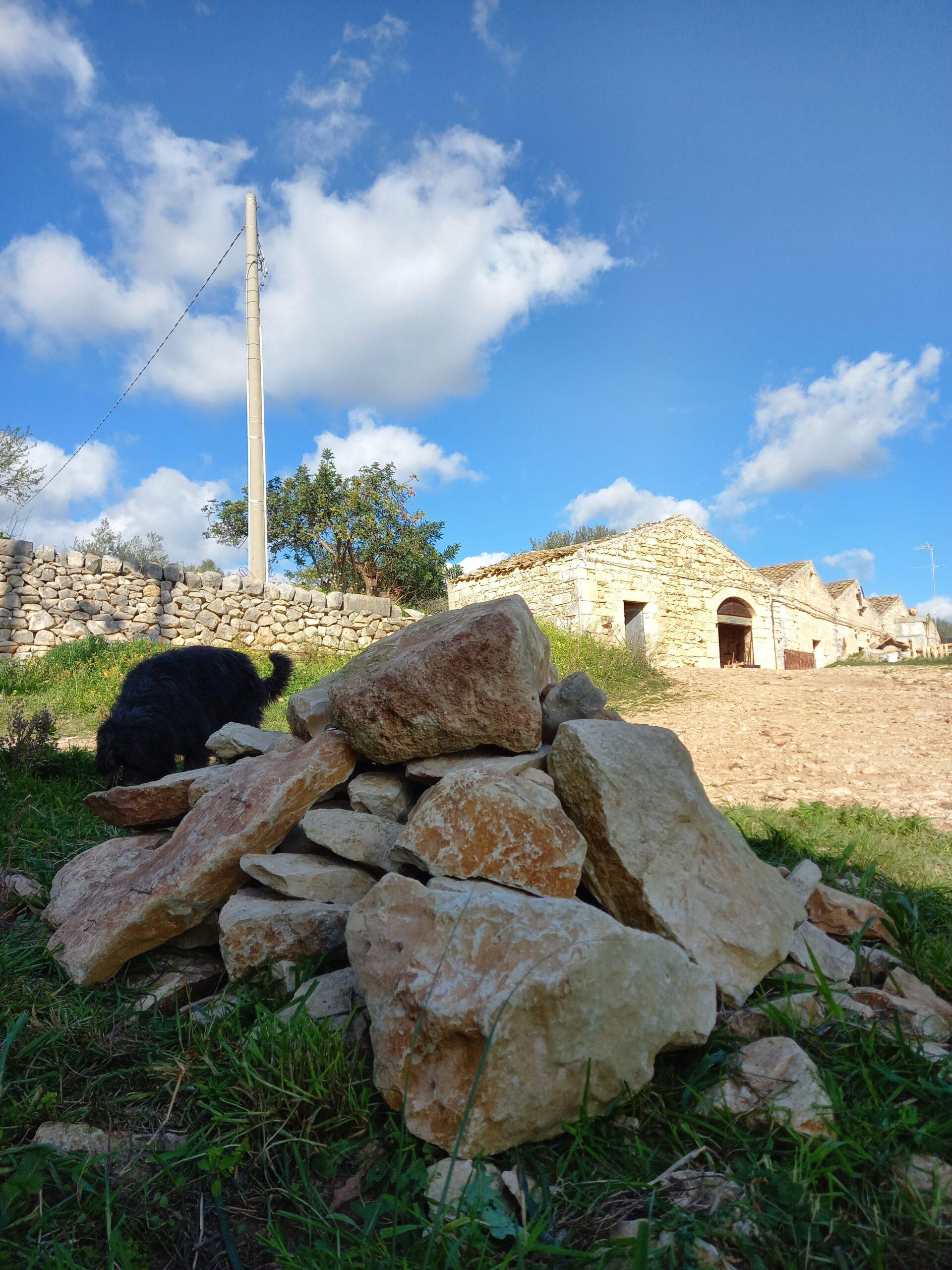 Terre di Martorina Factory Land Art Sicily