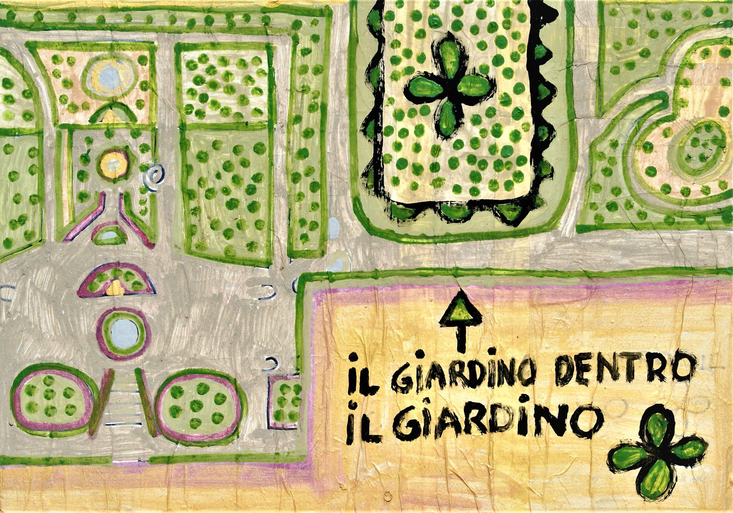 Manifesto Villa Bellini