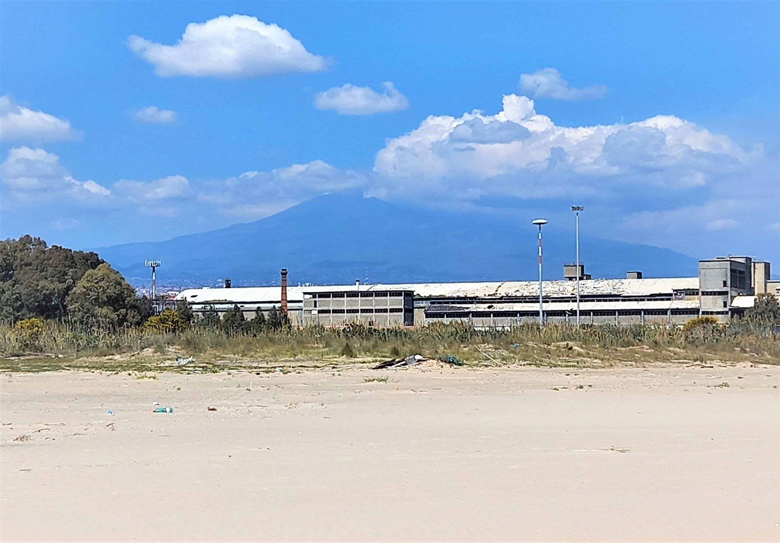 imprints art museo dello spazio respect planet playa catania ex italcementi arte involontaria