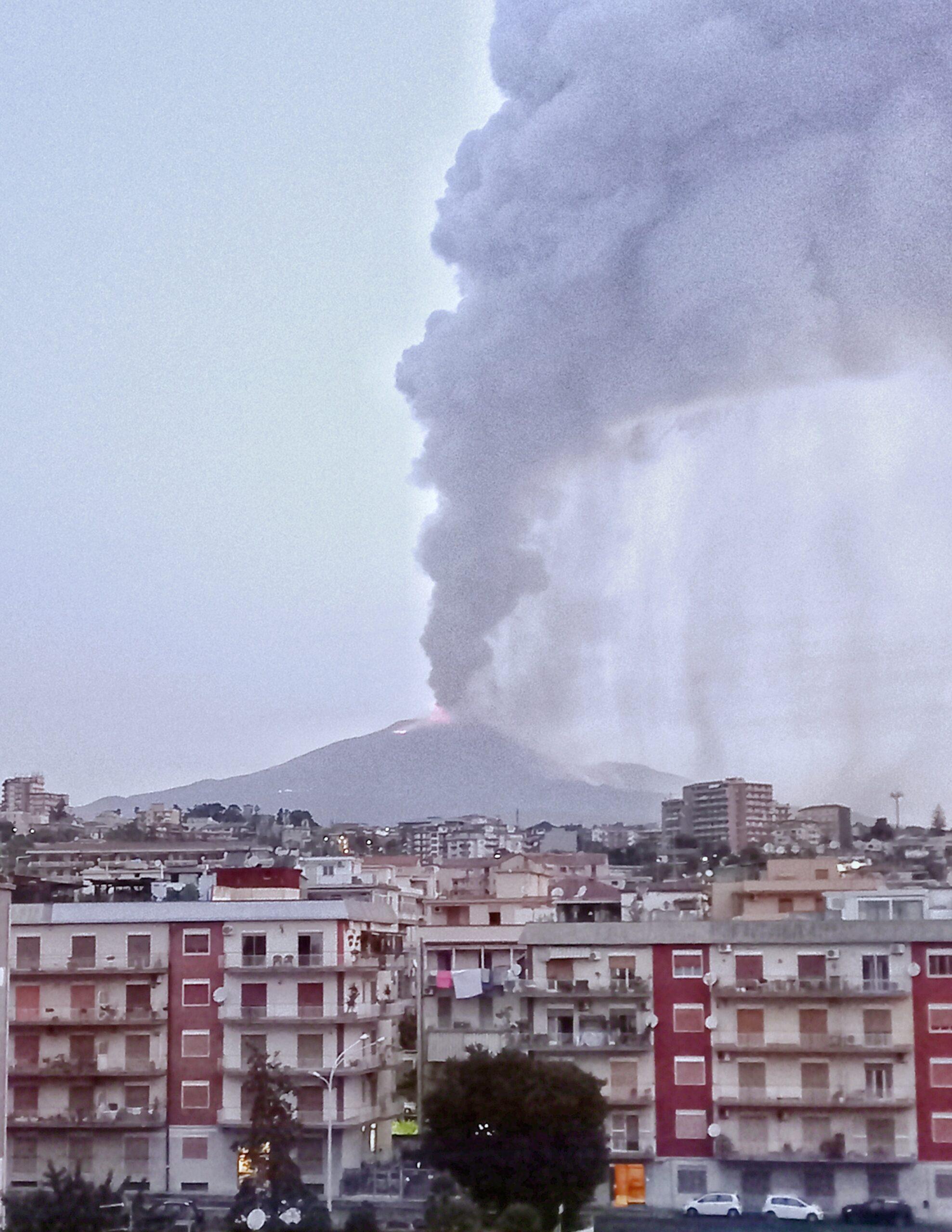 Etna needs love